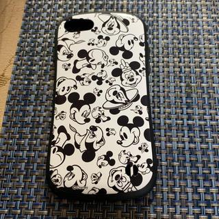 ディズニー(Disney)のiface iPhoneケース ミッキー(iPhoneケース)