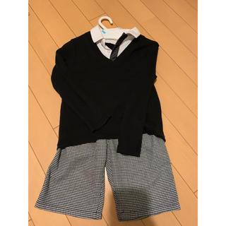 ニシマツヤ(西松屋)のフォーマル セットアップ 男の子(ドレス/フォーマル)