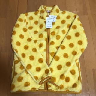 150cm 新品 タグ付き モコモコ ジャンパー(ジャケット/上着)