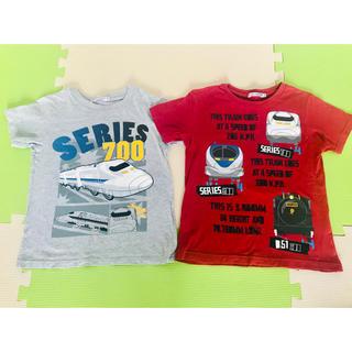 UNIQLO - Tシャツ 120 プラレール 2枚組