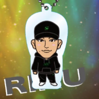 THE RAMPAGE - RIKUクリアチャーム  ②