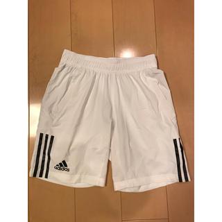 アディダス(adidas)のadidas アディダス テニスウェア ハーフパンツ メンズ クラブショーツ(ウェア)