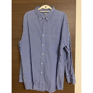ユニクロ(UNIQLO)のユニクロ 4XL 長袖シャツ(シャツ)