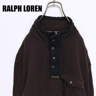ラルフローレン(Ralph Lauren)のRALPH LOREN ラルフローレン ハーフジップ スウェット(スウェット)