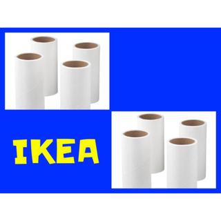 イケア(IKEA)のIKEA BÄSTIS 粘着ローラーの替え 4ピース ②セット(日用品/生活雑貨)