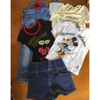 子供服セット(Tシャツ/カットソー)