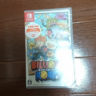 バンダイナムコエンターテインメント(BANDAI NAMCO Entertainment)の新品未開封 ビリオンロード(家庭用ゲームソフト)