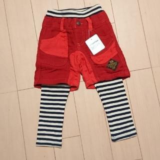 ブランシェス(Branshes)の新品 ブランシェス  重着風  パンツ  ズボン 100 (パンツ/スパッツ)