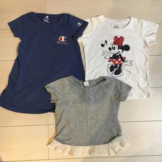 子供服 女の子(Tシャツ/カットソー)