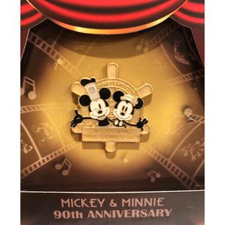 ディズニー(Disney)のJCB ディズニーカード ミキミニ ピンバッチ(キャラクターグッズ)