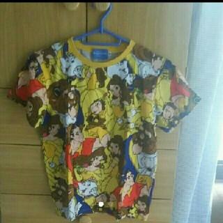 ビジョトヤジュウ(美女と野獣)の美女と野獣Tシャツ(Tシャツ/カットソー)