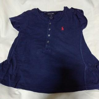 ラルフローレン(Ralph Lauren)のラルフローレンシャツ100㎝(Tシャツ/カットソー)