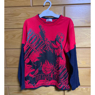 ONE PIECE 長袖トップス 140(Tシャツ/カットソー)