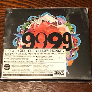 新古  初回限定DVD付き「9999」 THE YELLOW MONKEY(ポップス/ロック(邦楽))