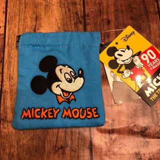 ディズニー(Disney)の【ラスト一点】ヴィンテージ     ミッキー  ミッキーマウス バネポーチ(ポーチ)