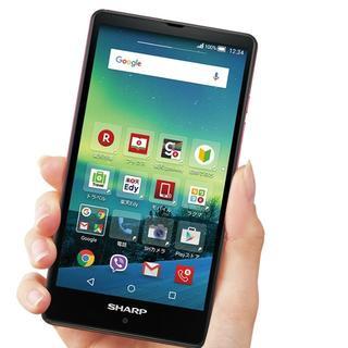 SHARP - 送料込み‼ SHARP AQUOS SH-RM02