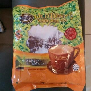 オールドタウン ホワイトミルクティー(茶)