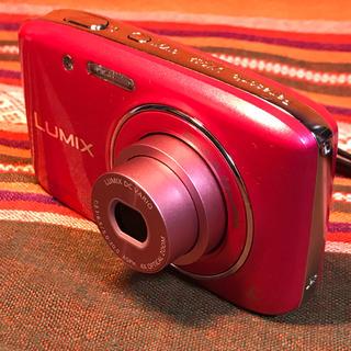 パナソニック(Panasonic)のlumix DMC-S2  1200万画素 EZズーム6.8倍 4GB SD付き(コンパクトデジタルカメラ)