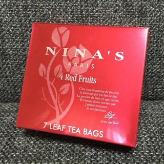 ニナス★4レッドフルーツ★紅茶(茶)