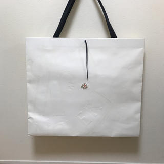 モンクレール(MONCLER)の[美品] MONCLER モンクレール ショップ袋 ショッパー  XLサイズ(ショップ袋)