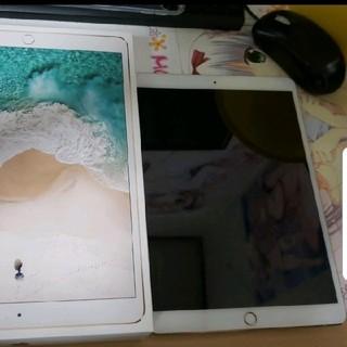 アイパッド(iPad)のiPad Pro 10.5インチ 64GB simフリー(タブレット)