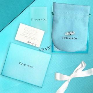 ティファニー(Tiffany & Co.)の未使用 ティファニー 1837ナローリング8号(リング(指輪))