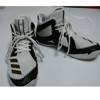 アディダス(adidas)のadidas バスケットボールシューズ SPG(バスケットボール)