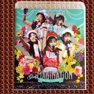 ももクロ 女祭り2012-Girl's Imagination Blue-ray(アイドルグッズ)