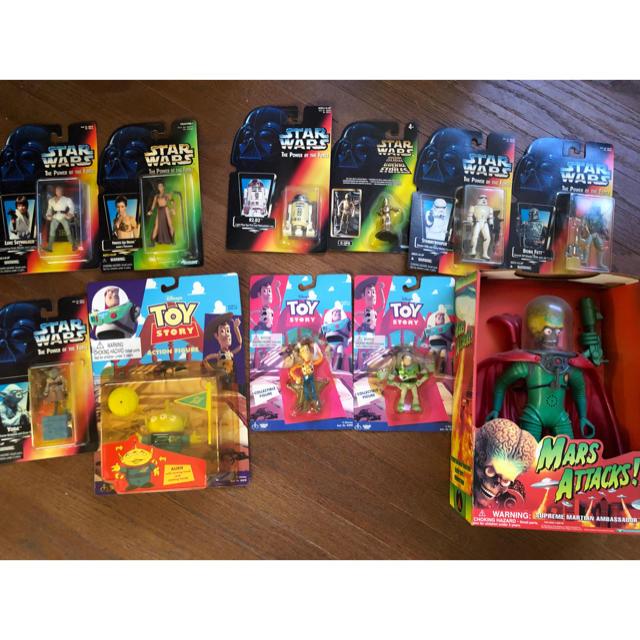 フィギュア トイストーリー スターウォーズ  ×12 エンタメ/ホビーのフィギュア(SF/ファンタジー/ホラー)の商品写真