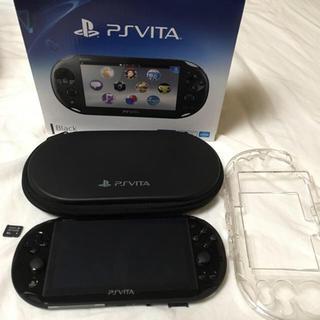 プレイステーションヴィータ(PlayStation Vita)のPSPvita(携帯用ゲーム本体)