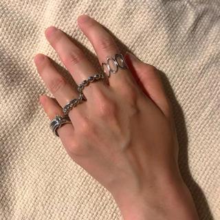マウジー(moussy)のrings(リング(指輪))