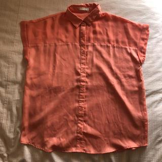 ジーユー(GU)の【GU】半袖シャツ(シャツ/ブラウス(半袖/袖なし))