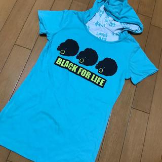 ベイビーシュープ(baby shoop)のベイビーシュープリバーシブル(Tシャツ(半袖/袖なし))