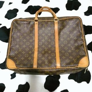 ルイヴィトン(LOUIS VUITTON)のルイヴィトン トラベルバッグ(トラベルバッグ/スーツケース)