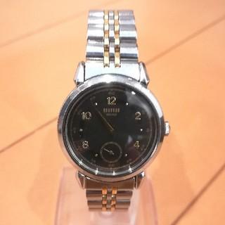 セイコー(SEIKO)の【SEIKO】nouveau スモセコ クォーツ時計 ユニセックス(腕時計)