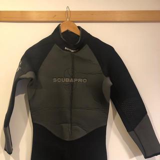 スキューバプロ(SCUBAPRO)のスキューバプロ ウェットスーツ 5ミリ メンズ 既製品(マリン/スイミング)