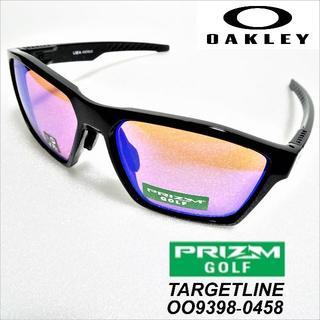 オークリー(Oakley)の★新品★ オークリー ターゲットライン プリズムゴルフ OO9398-0458(ウエア)