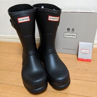 ハンター(HUNTER)のHUNTER メンズ UK8(長靴/レインシューズ)