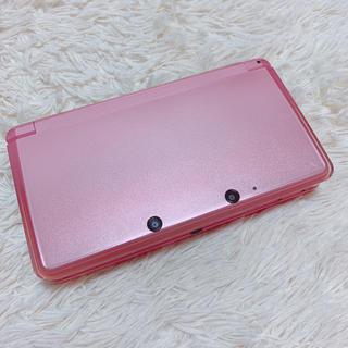 ニンテンドー3DS - 任天堂3DS ❤︎ 本体