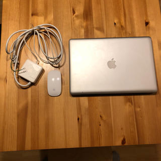 Apple - MacBook Pro 15inch Early 2011【ジャンク品】