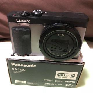 パナソニック(Panasonic)のコンパクトデジタルカメラ  LUMIX  DC-TZ90  (コンパクトデジタルカメラ)