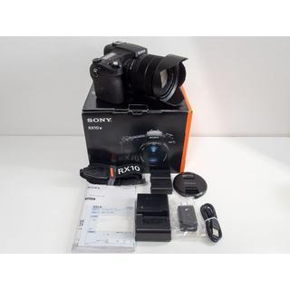 ソニー(SONY)のキズありますがおまけ付き、RX10M4、DSC-RX10M4、RX10IV(コンパクトデジタルカメラ)