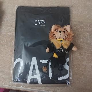 劇団四季 CATS TシャツXLsize&ラムラムタガーキーホルダー