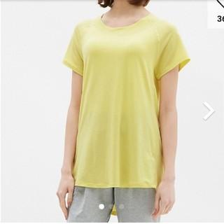 ジーユー(GU)のクルーネックT(半袖)GS(Tシャツ(半袖/袖なし))