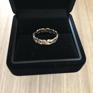 ハワイアンジュエリー 指輪  シルバー925  サイズ8(リング(指輪))