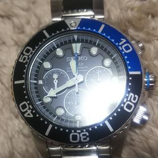 セイコー(SEIKO)のセイコー ソーラー ダイバー(腕時計(アナログ))