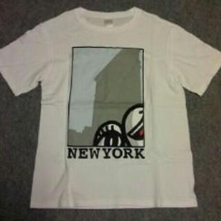 ナンバーナイン(NUMBER (N)INE)のナンバーナイン♪ニューヨークプリントTシャツ(^-^)v(Tシャツ/カットソー(半袖/袖なし))