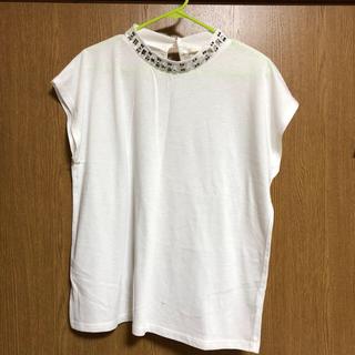 ジーユー(GU)のTシャツ(シャツ/ブラウス(半袖/袖なし))