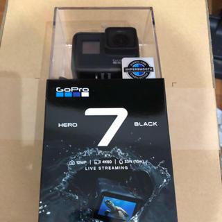 ゴープロ(GoPro)の【新品未開封】GoPro HERO 7 BLACK(ビデオカメラ)