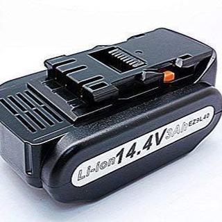 パナソニック(Panasonic)の2個 パナソニック EZ9L44 14.4V EZ9L40 互換 バッテリー(その他)